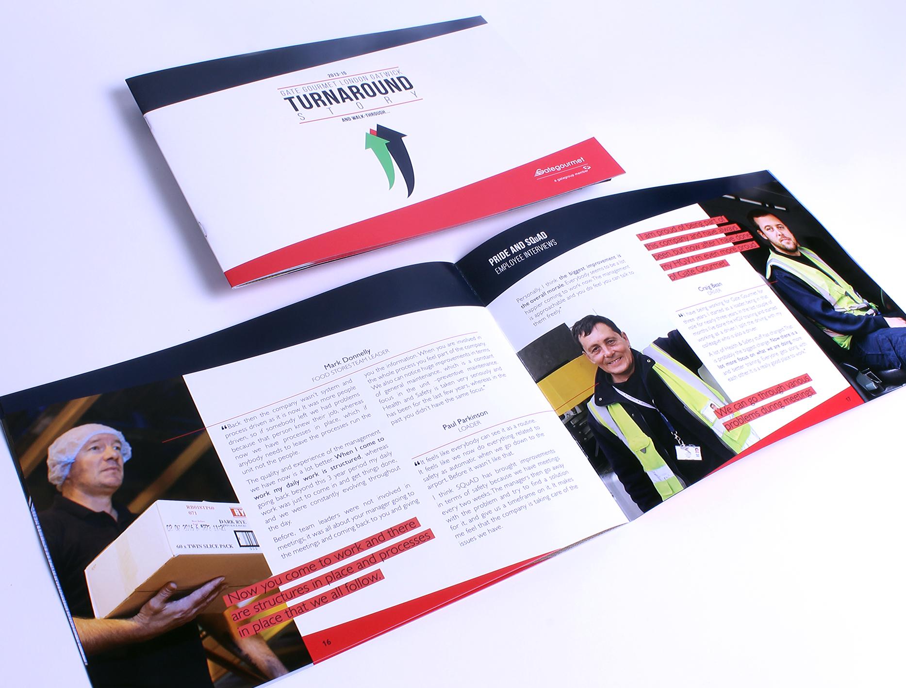 Gatwick Turnaround Brochure