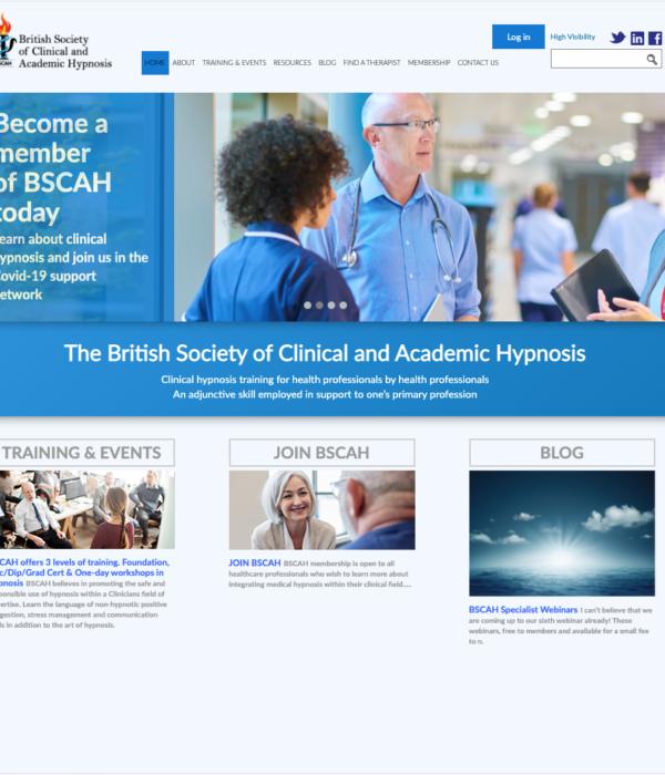 BSCAH Website