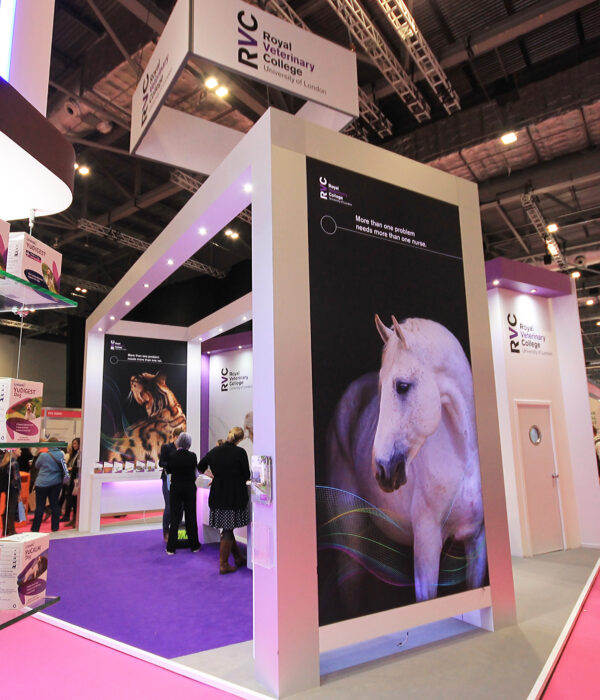 Vet Show Stand