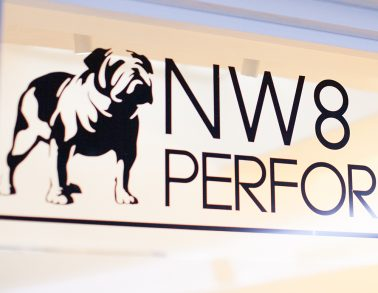 NW8 Performance Website