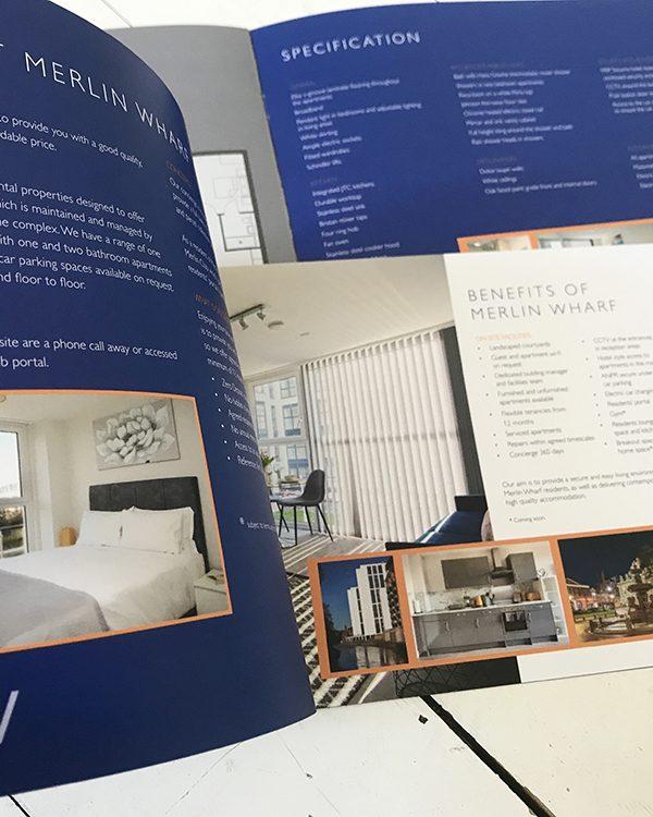 Merlin Wharf Brochure